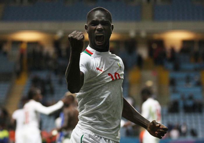 FOOTBALL : Senegal vs Oman Coventry - Qualifications Jeux Olympiques 2012 - 23/04/2012 -