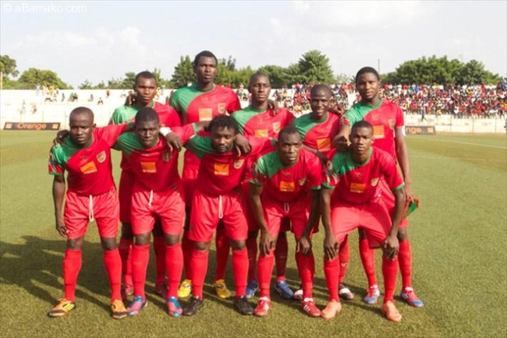 Coupe CAF-Djoliba