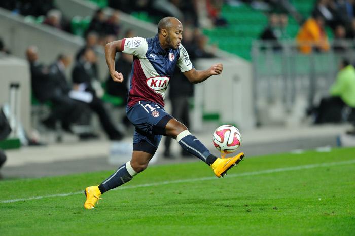 FOOTBALL : Saint Etienne vs Bordeaux - Ligue 1 - 25/09/2014