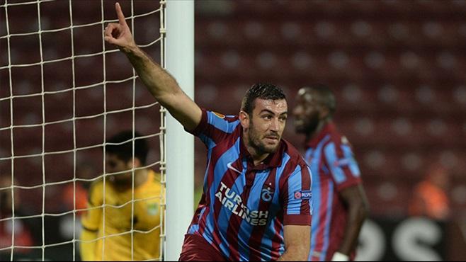 Trabzonspor-Essaid Belkalem