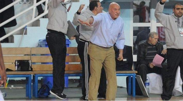 ahmed marei_coach egypte basket