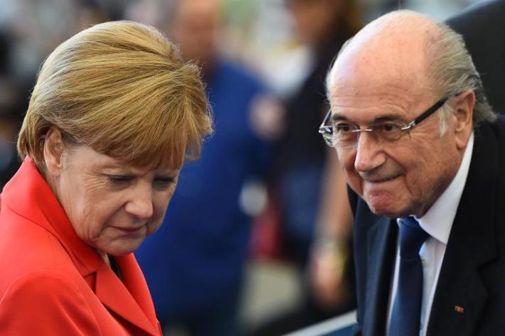 Merkel blatter