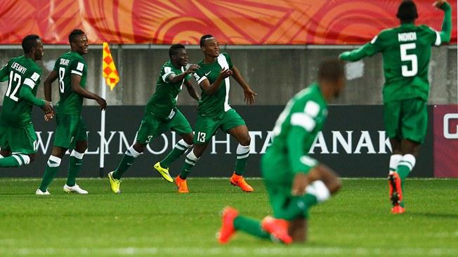 Mondial U20 nigeria nvo
