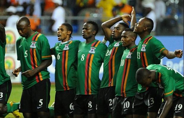 zambie guinée bissau