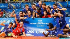 la france remporte l'or de la ligue mondiale de volleyball