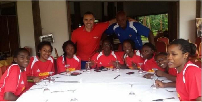 lionnes du cameroun_basket