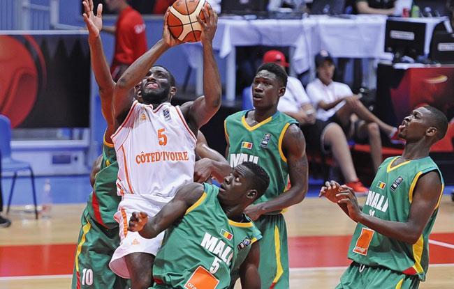 Afrobasket 2015-Mali
