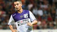 Wissam BEN YEDDER - 09.08.2014 - Nice / Toulouse - 1ere Journee de Ligue 1 Photo : Fred Porcu / Icon Sport