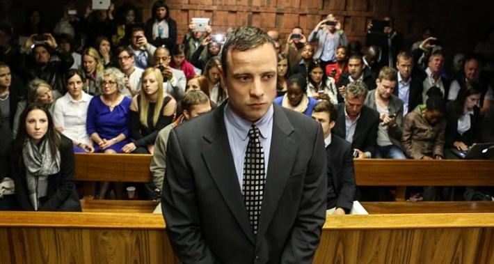 Oscar Pistorius appears at pre trial hearing in Pretoria