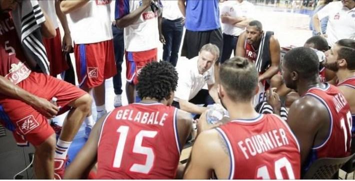 vincent collet a communiqué son groupe des 12 pour l'eurobasket 2015