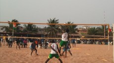 Beach volley ja