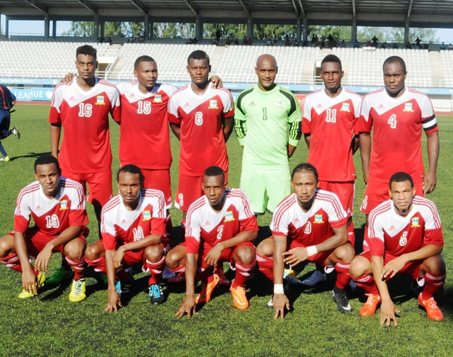 CAN 2017 -Les Seychelles