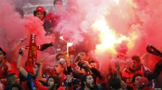 al ahly supporter