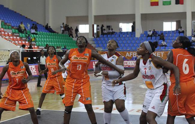 jeux africains basket