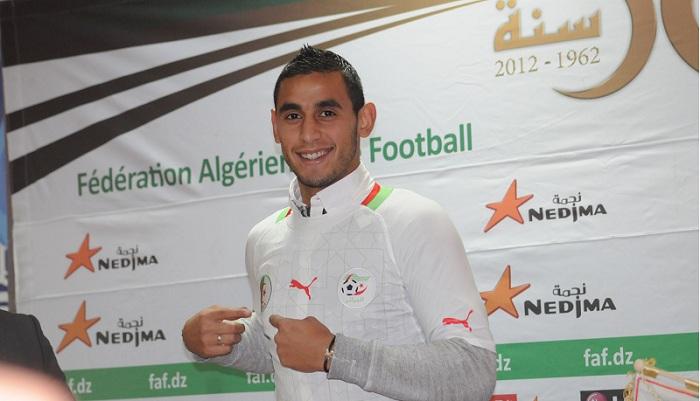 ghoulam algérie nvo