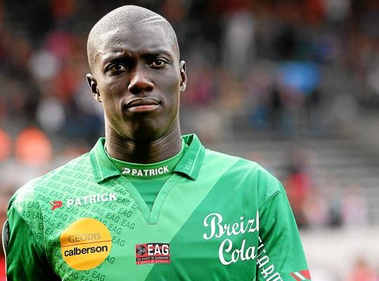 Montpellier - Guingamp (2-1) Samassa : « J'ai pété les plombs »  -- Mamadou Samassa : « J'étais énervé, hors de moi, ce qui ne m'arrive pourtant que très rarement ! ».%%% Photo archive Patrick Tellier