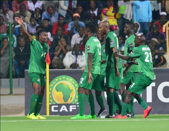 Mondial 2018 : le Cameroun tient en échec la Zambie