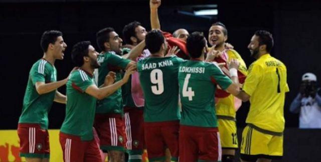 CAN Futsal-Maroc1