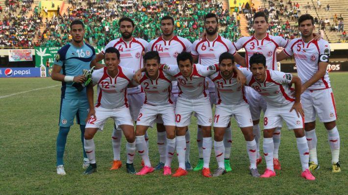 CAN U20-Tunisie