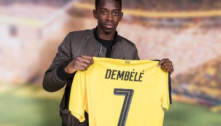 Dembélé