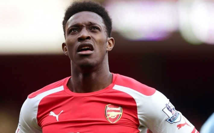 "File photo dated 14/3/2015 of Danny Welbeck. PRESS ASSOCIATION Photo. Issue date: Thursday September 3, 2015. Striker Danny Welbeck has undergone surgery on his left knee and will be out for ""a period of months"", Arsenal have announced. See PA story SOCCER Arsenal. Photo credit should read Adam Davy/PA Wire."
