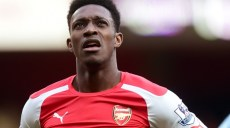 """File photo dated 14/3/2015 of Danny Welbeck. PRESS ASSOCIATION Photo. Issue date: Thursday September 3, 2015. Striker Danny Welbeck has undergone surgery on his left knee and will be out for """"a period of months"""", Arsenal have announced. See PA story SOCCER Arsenal. Photo credit should read Adam Davy/PA Wire."""