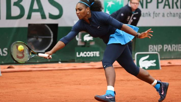 1-Serena Williams-Roland-Garros
