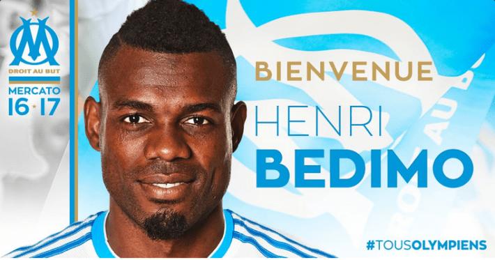 Henri Bedimo