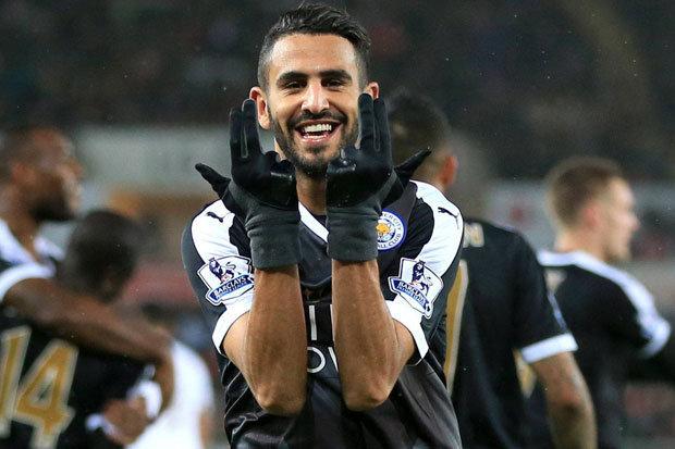 Leicester L Alg 233 Rien Riyad Mahrez Dans Le Viseur De Man City