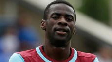 Football - Peterborough United v West Ham United - Pre Season Friendly - ABAX Stadium - 15/16 , 11/7/15 West Ham United's Pedro Obiang Action Images via Reuters / Craig BroughEDITORIAL USE ONLY.