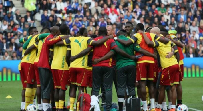Equipe Cameroun