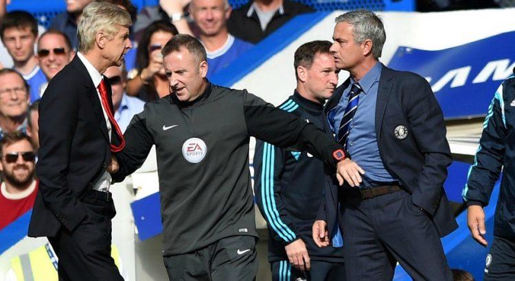 Wenger, Mourinho : comme on se retrouve