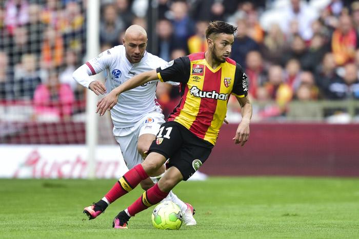 Abdellah Zoubir prolonge son contrat avec Lens