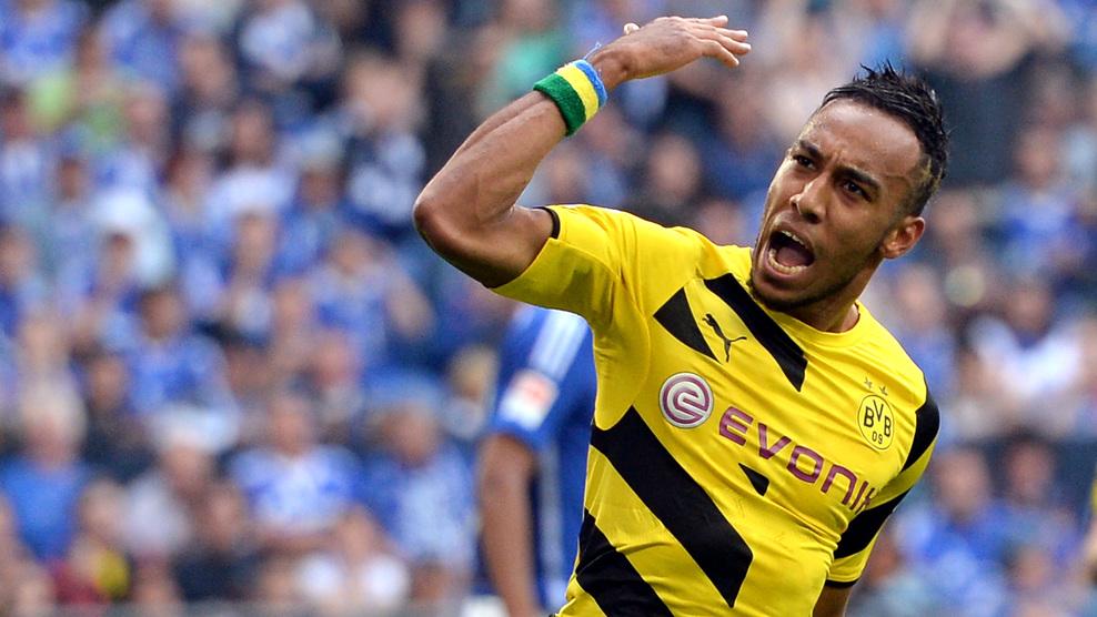 Combien pour arracher Aubameyang — Dortmund
