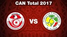 CAN 2017 Tunisi-Sénégal