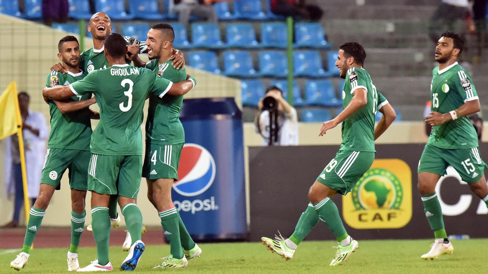 Préparatifs CAN 2017: L'Algérie étrille la Mauritanie 6-0