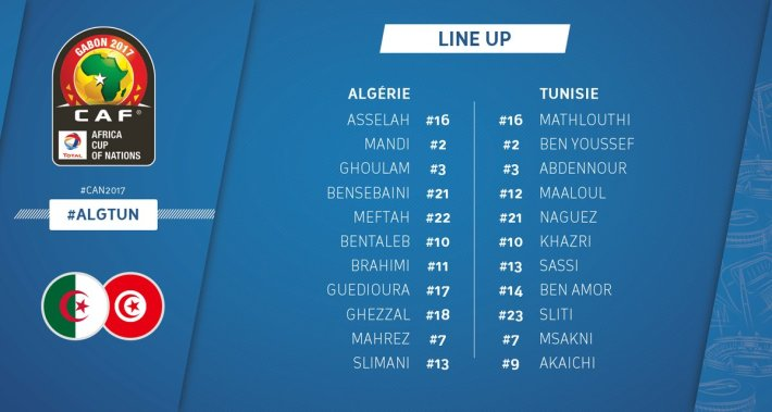 tunisie algérie compo