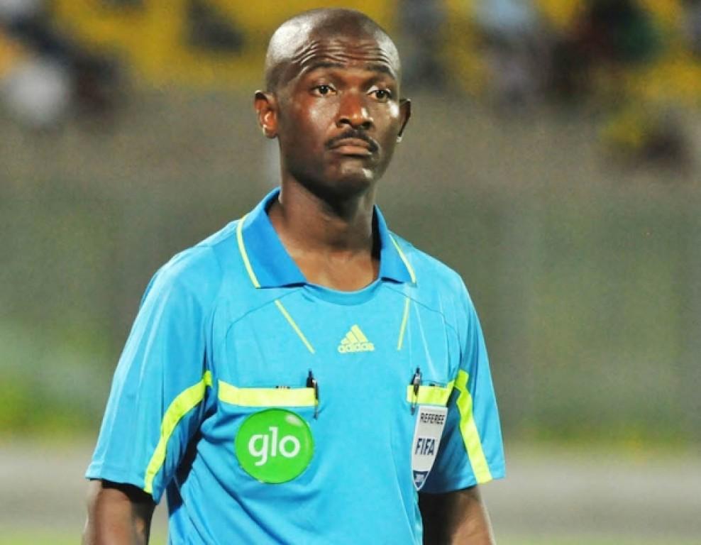 L'arbitre Joseph Odartei Lamptey suspendu à vie — Ghana