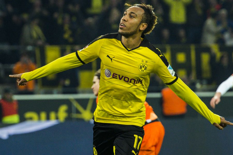Aubameyang aurait rempilé avec Dortmund