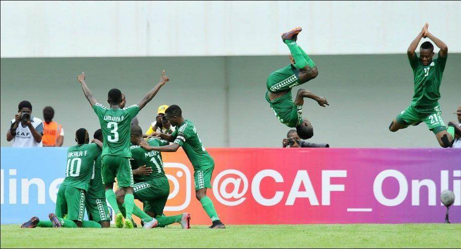 La Guinée face au Sénégal en demi-finale