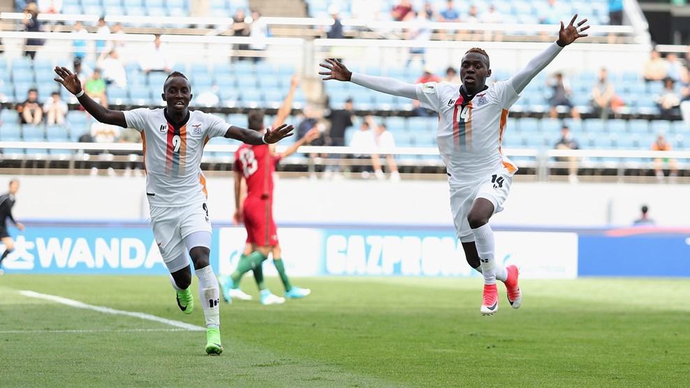 Mondial U20: La Zambie frappe fort d'entrée