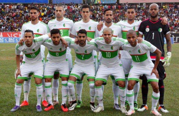 Algérie-Guinée en juin — Amical