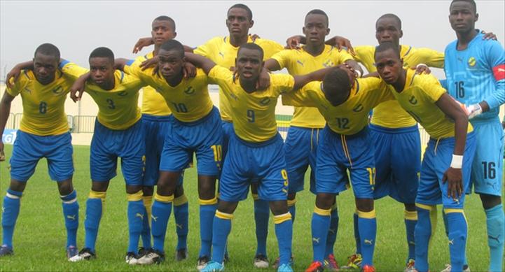 Can U17 : un mauvais départ du Gabon