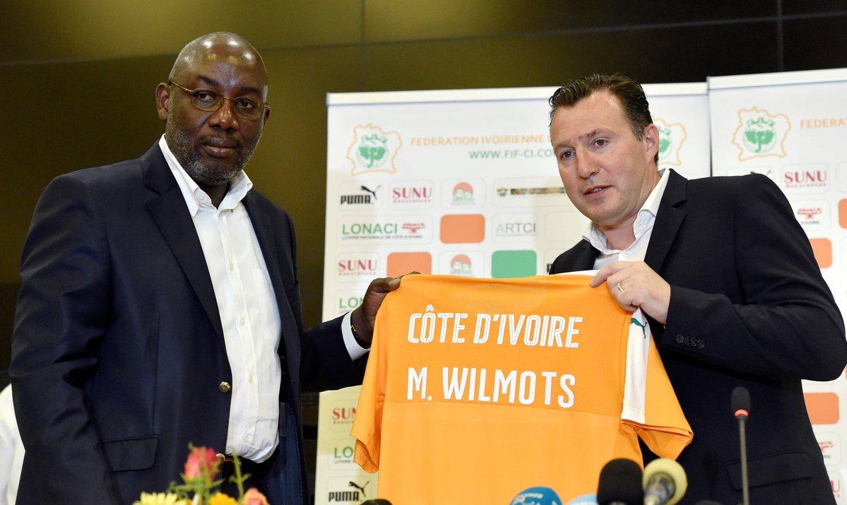 Foot - CIV - Côte d'Ivoire : Marc Wilmots convoque Cornet et Gnagnon