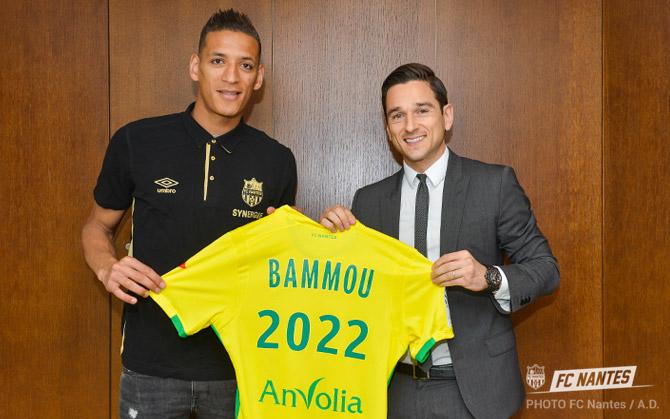 Djidji et Bammou prolongent (officiel) — FC Nantes