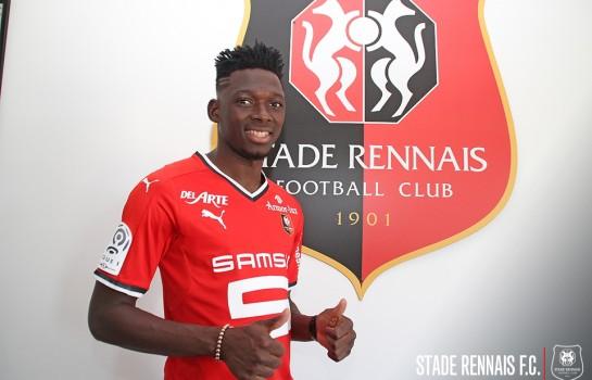 Benjamin Bourigeaud transféré au Stade Rennais — RC Lens
