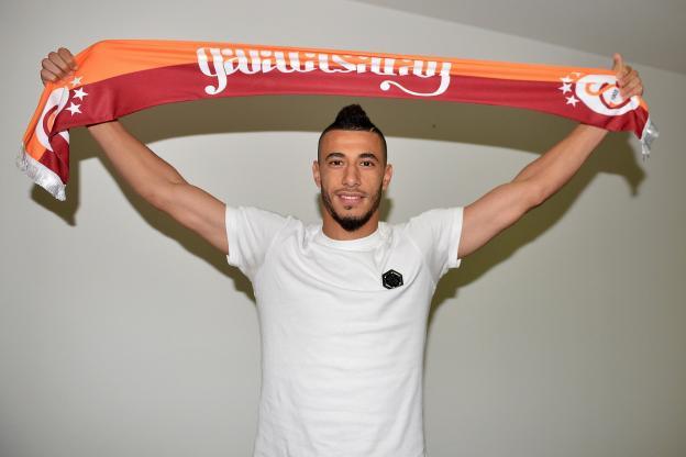 Officiel ! Younes Belhanda a signé pour 4 ans — Foot Afrique Galatasaray