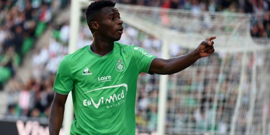 Foot Afrique AS Saint-Etienne: Jonathan Bamba à la cote