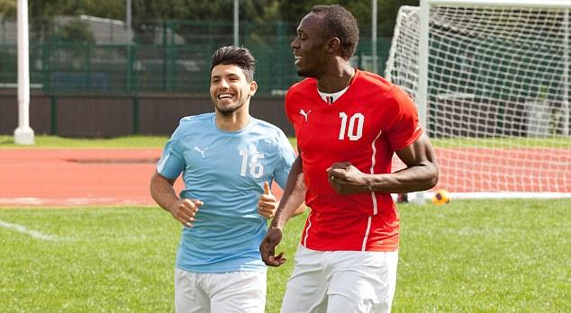 Usain Bolt ne devrait pas se lancer dans le football