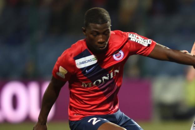 Cheikh Traoré signe à Guingamp mais reste à Chateauroux en prêt